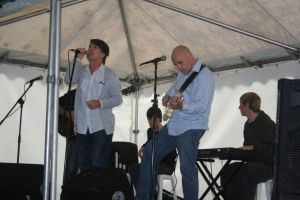 China Crisis in Meols Park