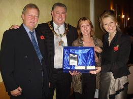 Roy Shuttleworth,Mayor of Wirral,Alma Shuttleworth,Esther McVey