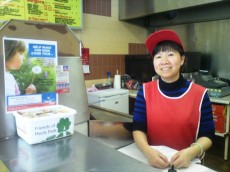 Connie of Regal Fish & Chips in Meols