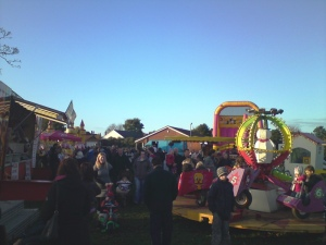 Meols Park Funfair